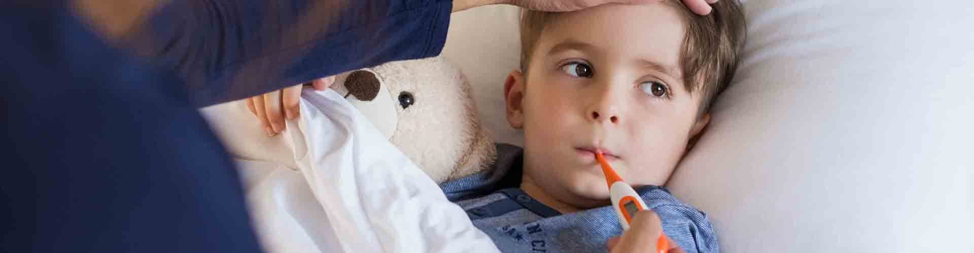 5 Common Childhood Illnesses: Back to School